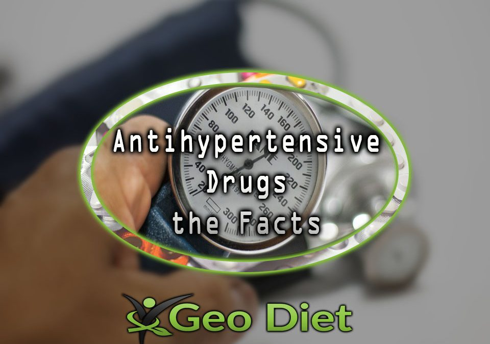 Antihypertensive Drugs the Facts