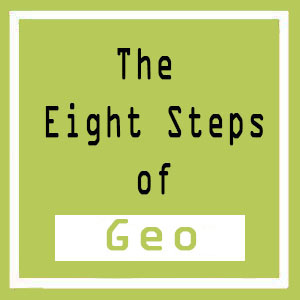 The Eight Steps of Geo
