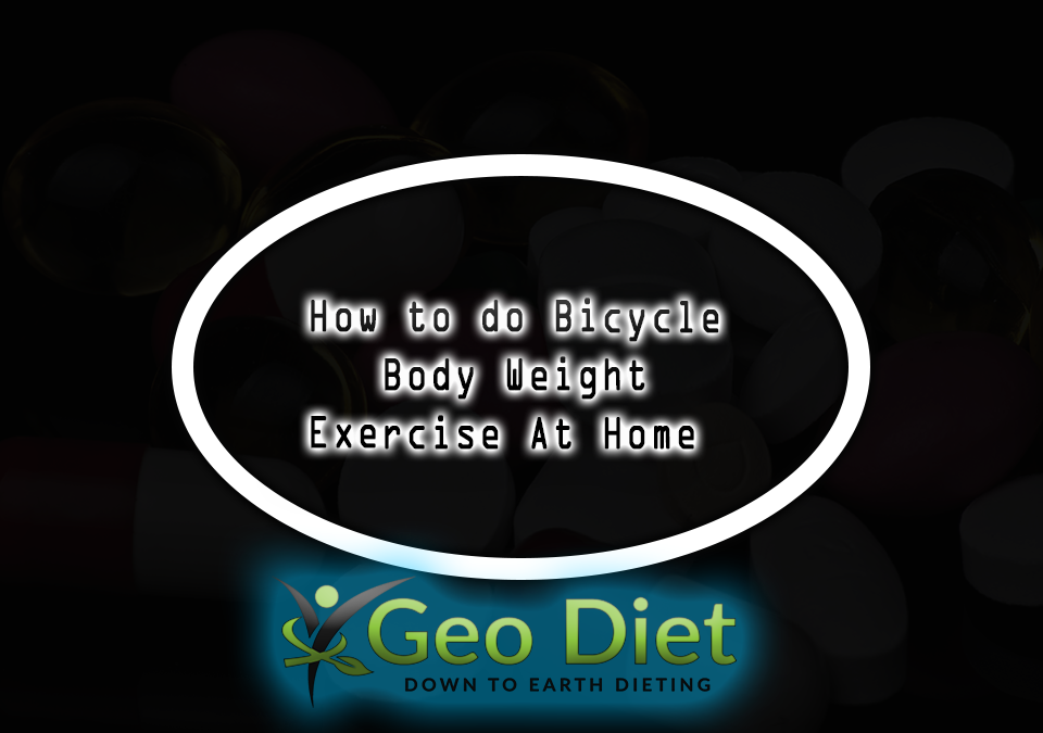 Body Weight Bicycle