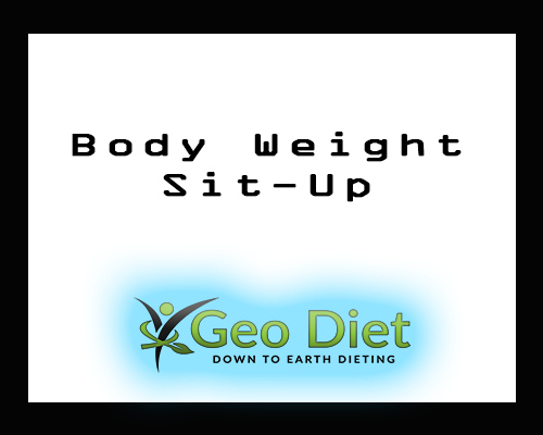 Body Weight Sit-Up