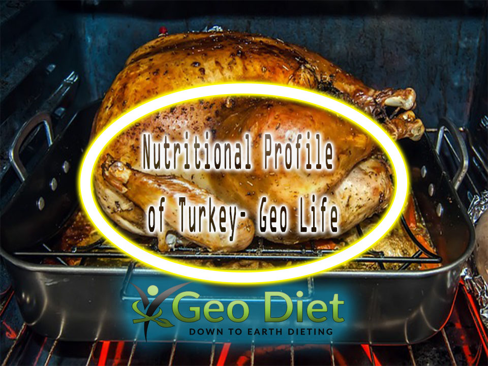 Nutritional Profile of Turkey– Geo Life