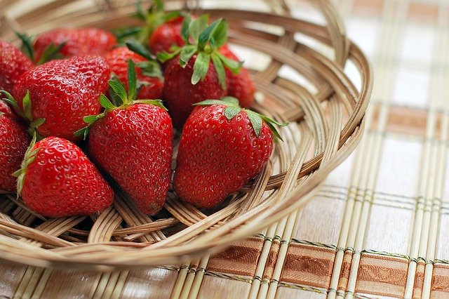 Nutritional Profile of Strawberry – Geo Life