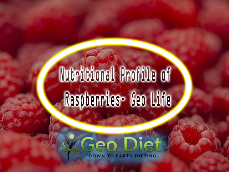 Nutritional Profile of Raspberries– Geo Life